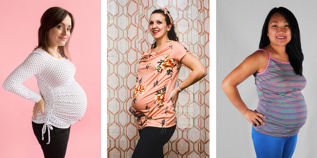 no waistline fitted maternity top patterns on maternity sewing
