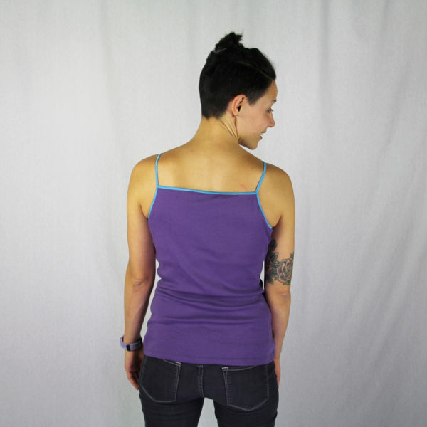 Tropo Camisole - Tuesday Stitches - on Maternity Sewing