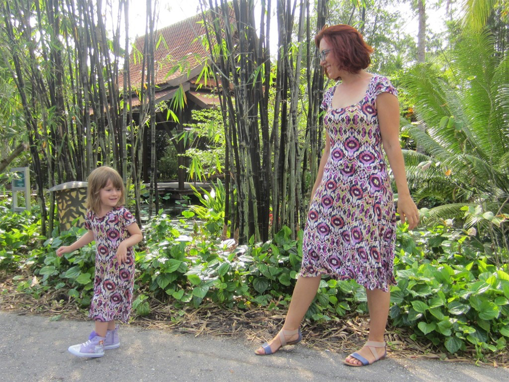 Sew Pomona on Sewing Self-Confidence After Pregnancy