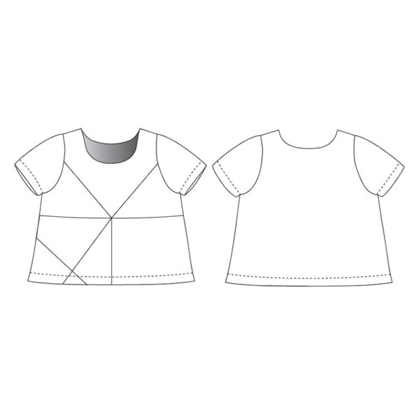 Aurana - Boho Banjo - on Maternity Sewing