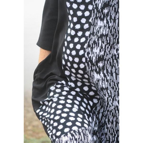 Two Pegs Dress - Boho Banjo on Maternity Sewing