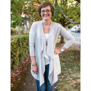 Straight Stitch Designs Laurelhurst Cardigan