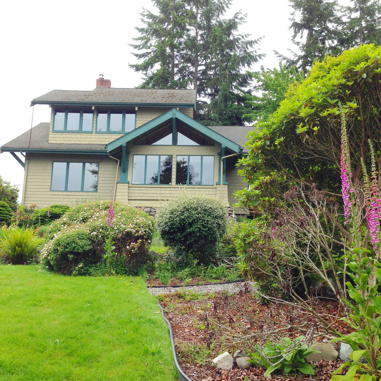 Erin's house