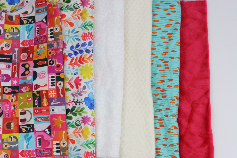 Introduction to Cloth Menstrual Pads - on MaternitySewing.com