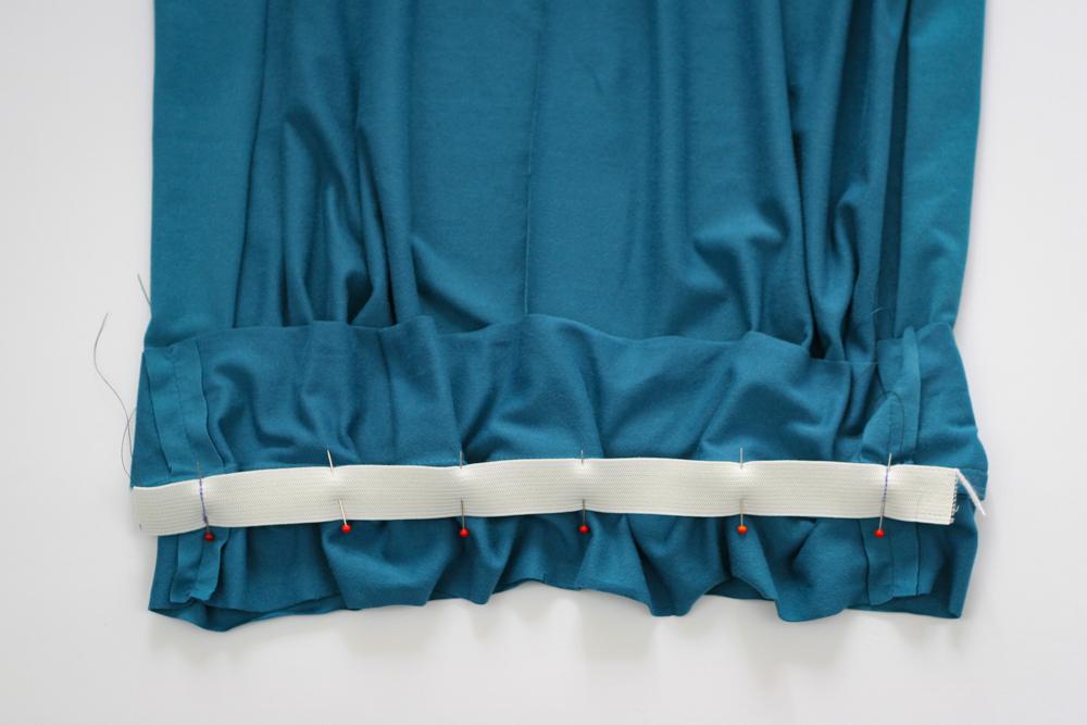 Infinity Dress Sewalong 5: Waistband