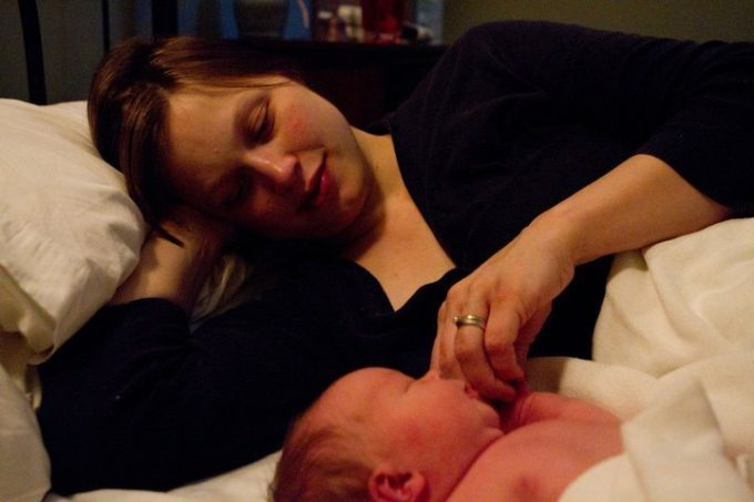 """Jodi of Sew Fearless on why she doesn't want to """"bounce back"""" after pregnancy"""