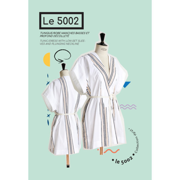 5002 - DP Studio - on MaternitySewing.com
