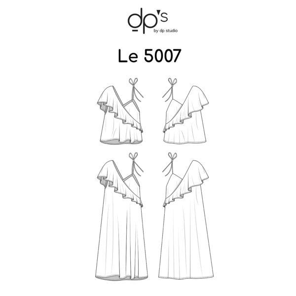 5007 - DP Studio - on MaternitySewing.com