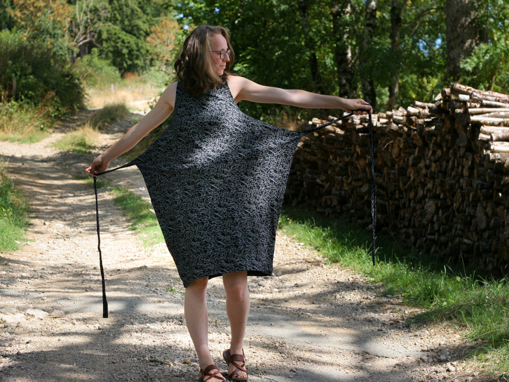 Kielo Wrap Dress by Named - on MaternitySewing.com