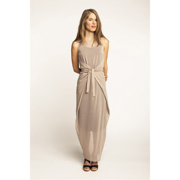 Kielo Wrap Dress - Named - on Maternity Sewing