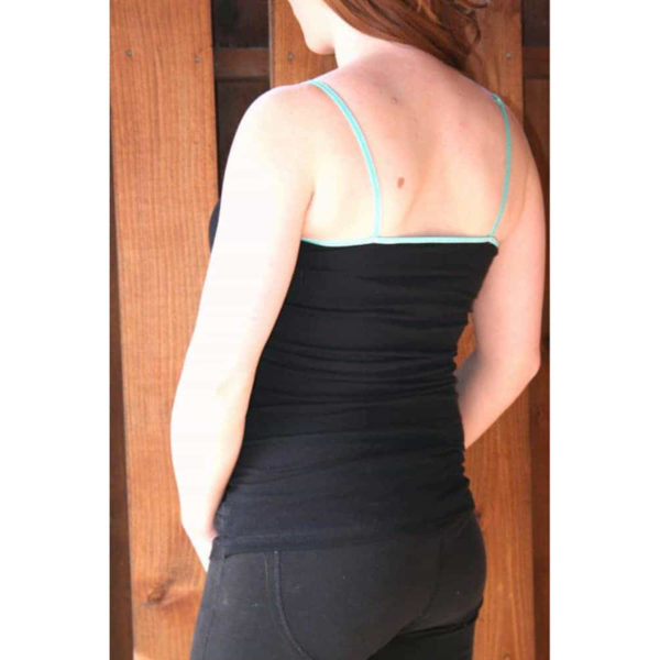 Versa Cami - Stitch Upon a Time - on Maternity Sewing