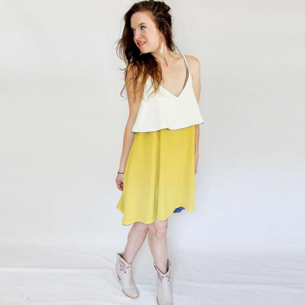 Amy Nicole - Roksi Dress on MaternitySewing.com