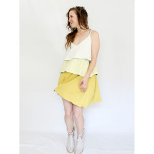 Amy Nicole - Roksi Dress on MaternitySewing.com