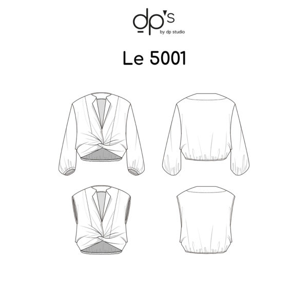 5001 - DP Studio - on MaternitySewing.com