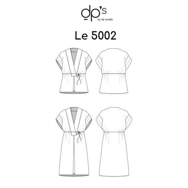5002 - DP Studio - on MaternitySewing.com
