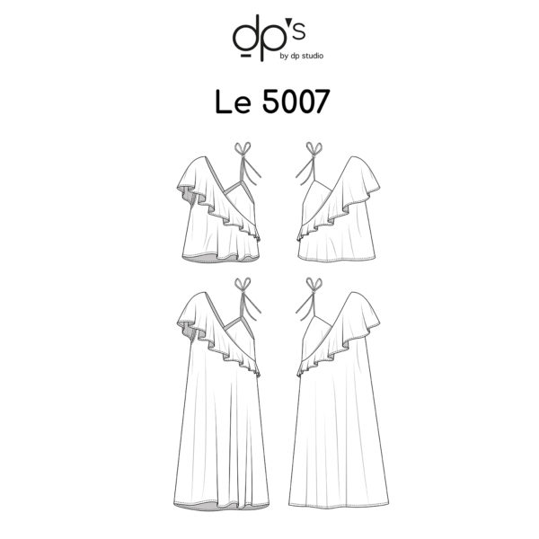 5007 - DP Studio - on MaternitySewing.com